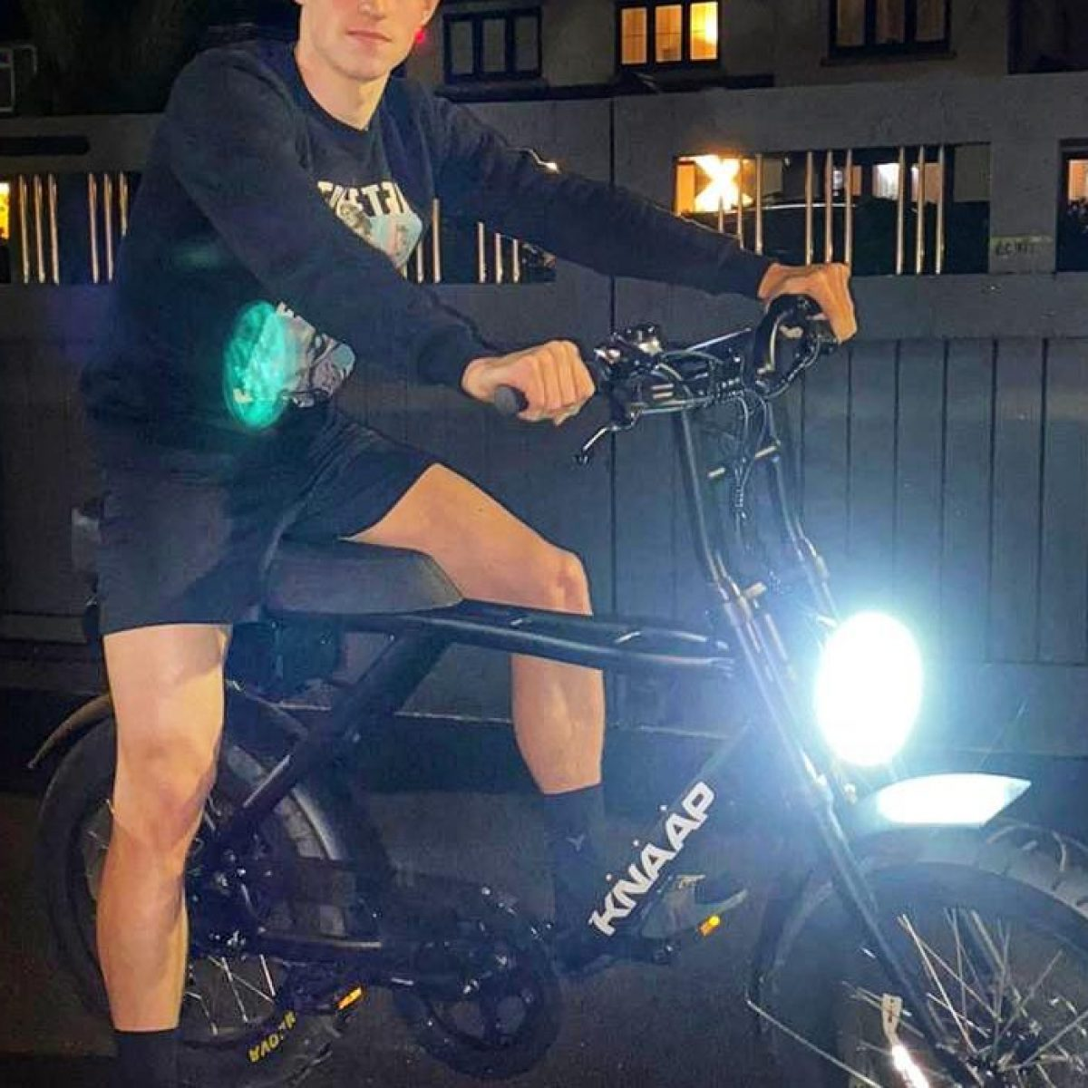 Knaap Bike_dark night